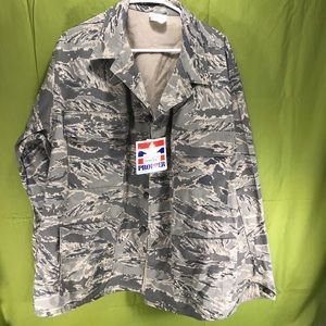 Propper Military Coat Men's Utility Air Force Camo
